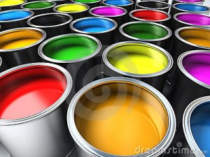 Color Buckets